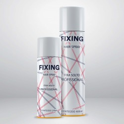 Fixing Fixa Solto 250ml e 400ml